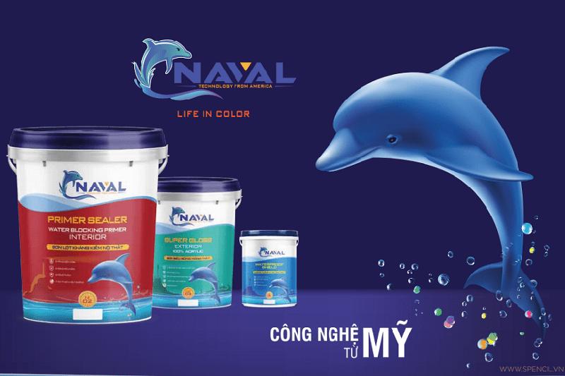 Thiết kế vỏ thùng và nhận diện sơn NAVAL