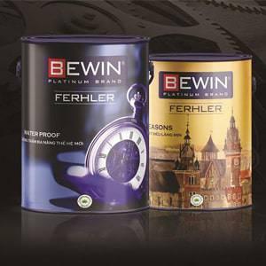 Hộp sơn thiết kế Bewin