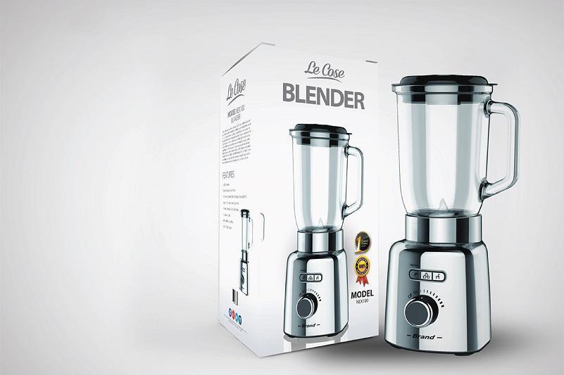 Thiết kế bao bì Blender
