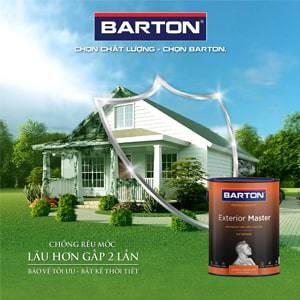 BARTON sơn diện mạo
