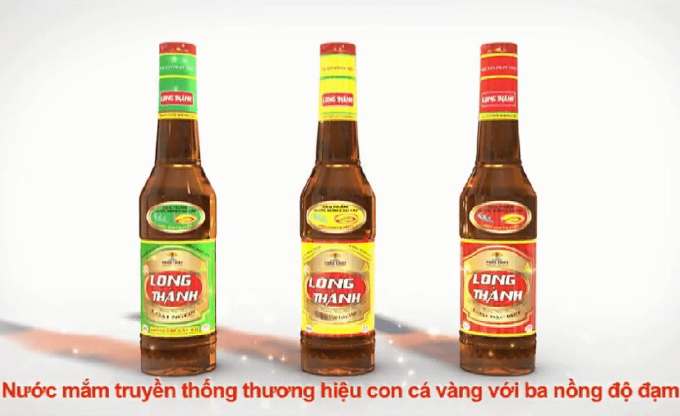 TVC nước mắm Long Thành