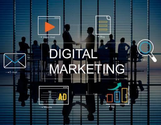 Digital marketing tổng thể