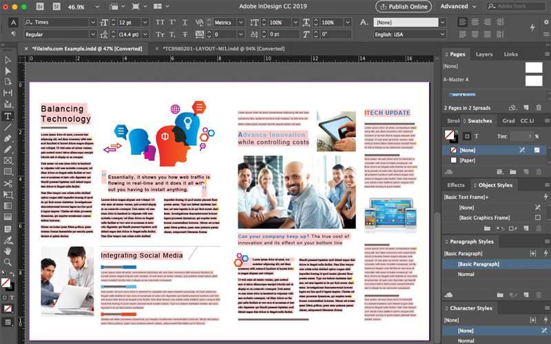 thiet-ke-profile-bang-Adobe-InDesign